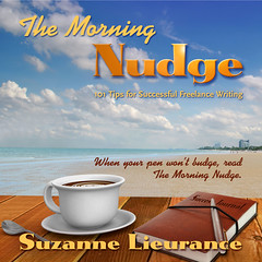 The Morning Nudge Book Cover