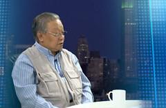 【视频】李振盛:文革是荒唐的疯狂
