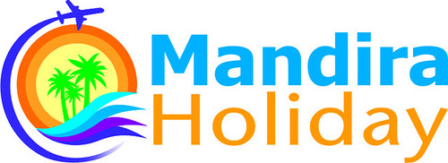 Logo Mandira Holiday