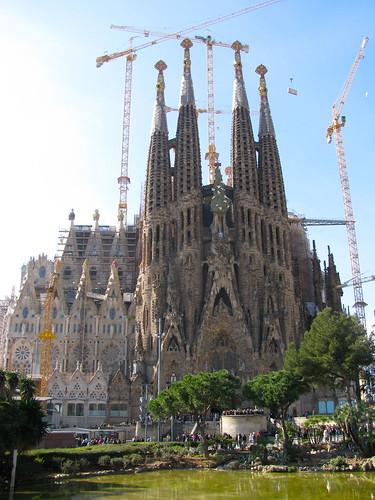 Barcelona, España by Miradas Compartidas