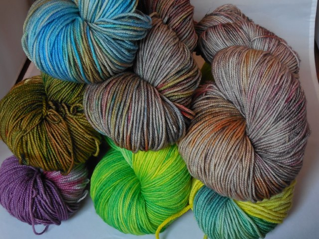 full skeins