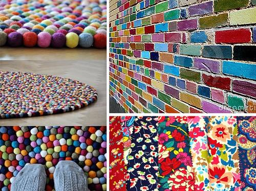 Clashy Bright {a mosaic contest}