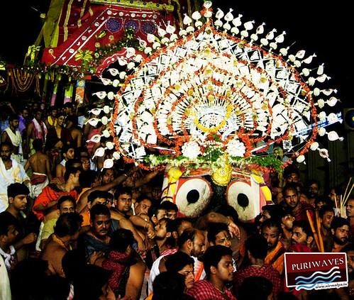 Lord Jagannath's Passtime – Garba Ganjan Shri Jagannath