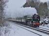 From the Archives: 60163 'Tornado' at Staplehurst, 21/12/09