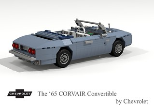 Chevrolet 1965 Corvair Corsa Convertible