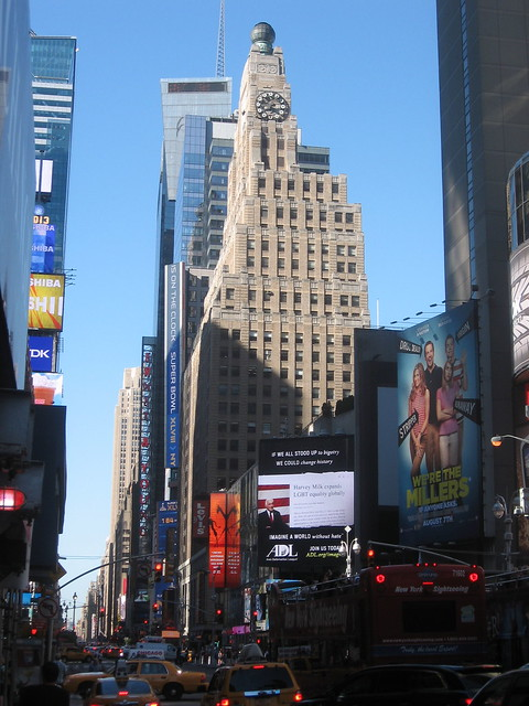 paramount building times square flickr photo sharing. Black Bedroom Furniture Sets. Home Design Ideas
