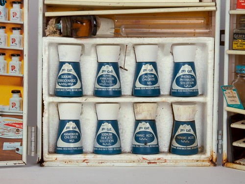 Vintage Chemistry Sets 36