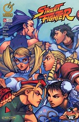 #StreetFighter ladies by#JoeMad.