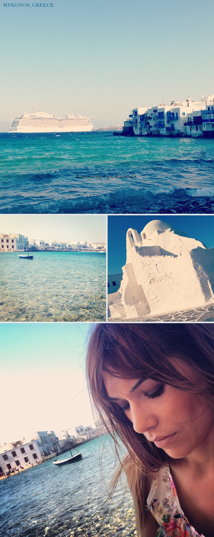 notes of the week instagram instavideo tumblr holidays 2013 mediterranean cruisse barbara crespo travels