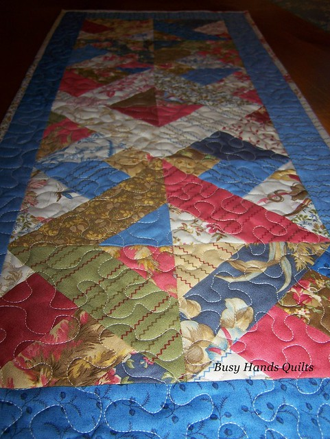 Meadow Table Runner