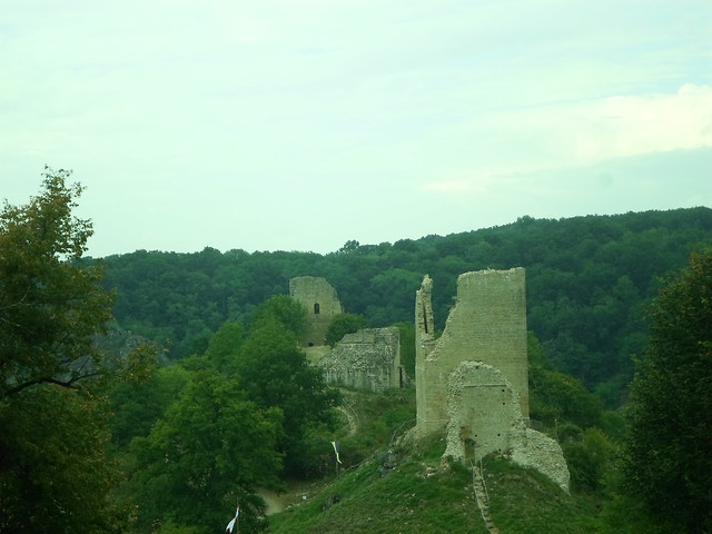 Ruins of Crozant
