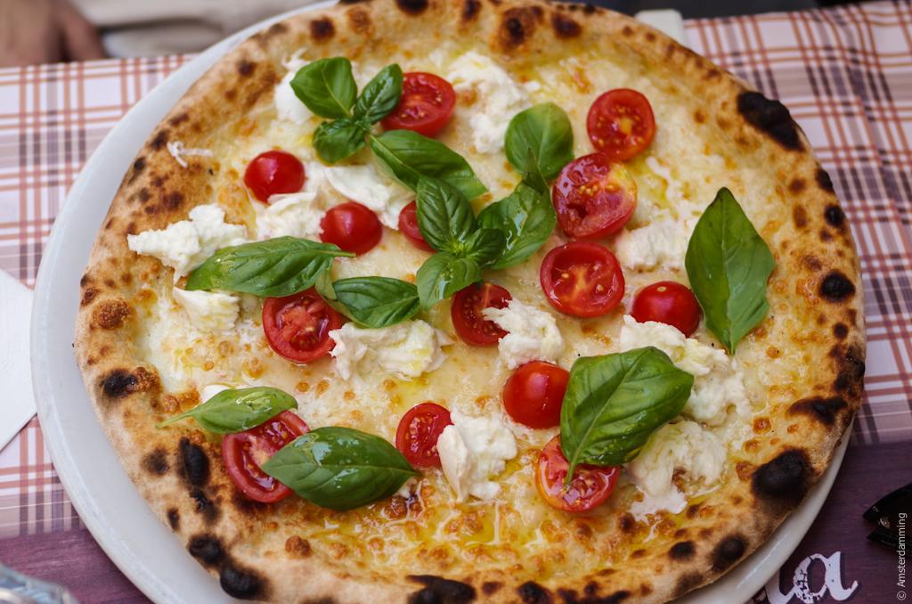 Rome, Pizza