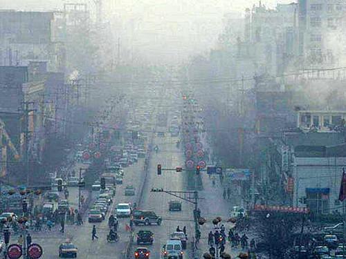 Ліньфінь, Китай