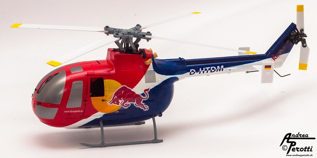 Red Bull BO-105 CB 130 X