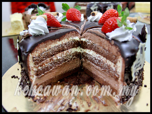 Chocolate Perfection Cake