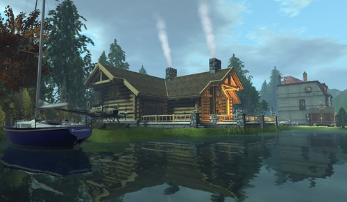 Still calling The United Sailings Sims home, but trying Second Norway for a change of pace. by CranstonYordstorm