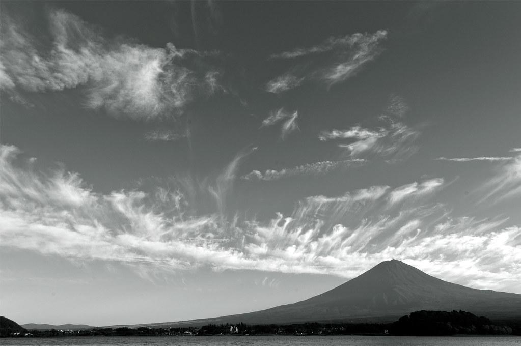 富士山|河口湖