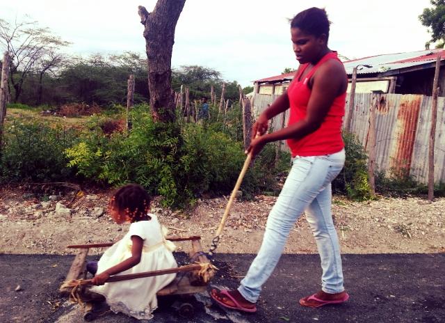 Realidad cotidiana en Cabral