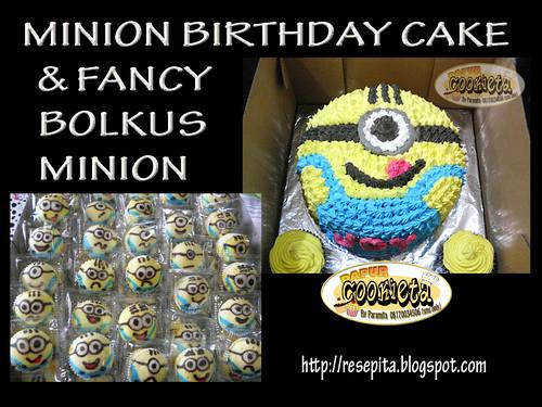CAKE  & BOLKUS MINION