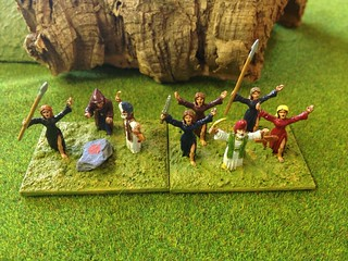 15mm Ancient Britons 2013