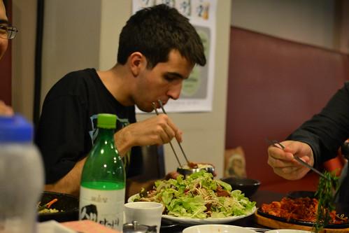 Vadim's massive plate