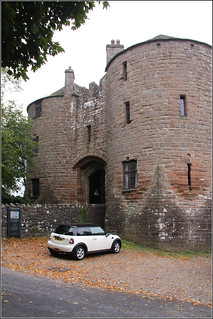 Kuva St Briavels Castle. castle river walk mini wye wyevalley stbriavels
