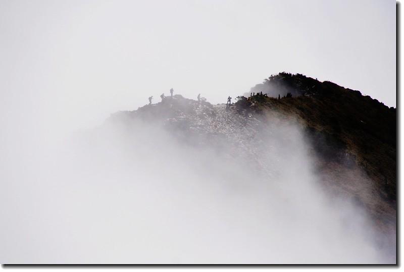 南峰赴巴巴山 1