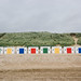 Woolacombe Beach Huts by lomokev