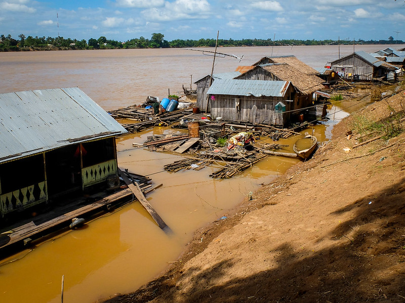 Koh Trong - Floating Village