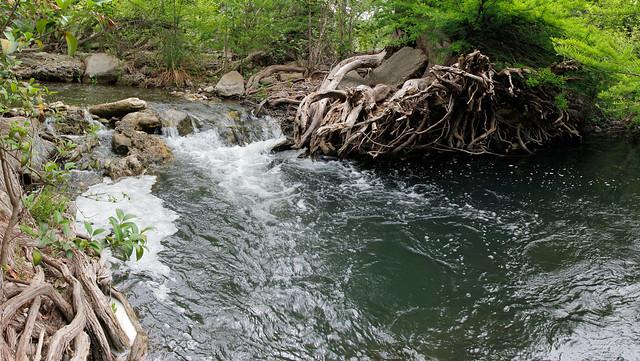 Pool below Rapids