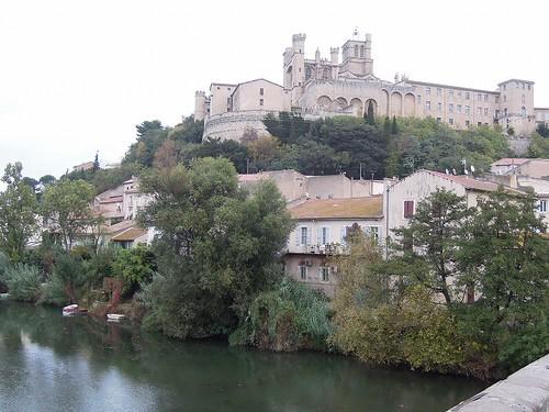 Kathedrale Saint-Nazaire von Beziers