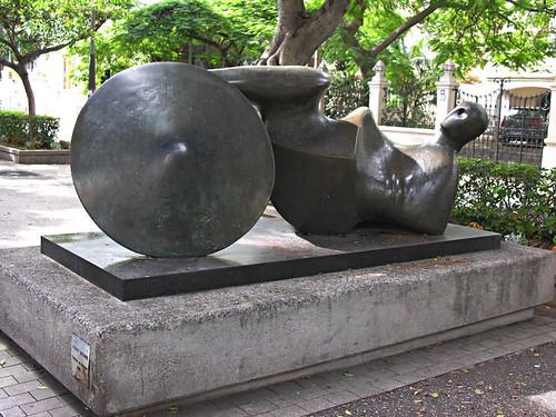 Henry Moore, Goslar Warrior