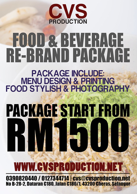 F&B Re-Brand Package