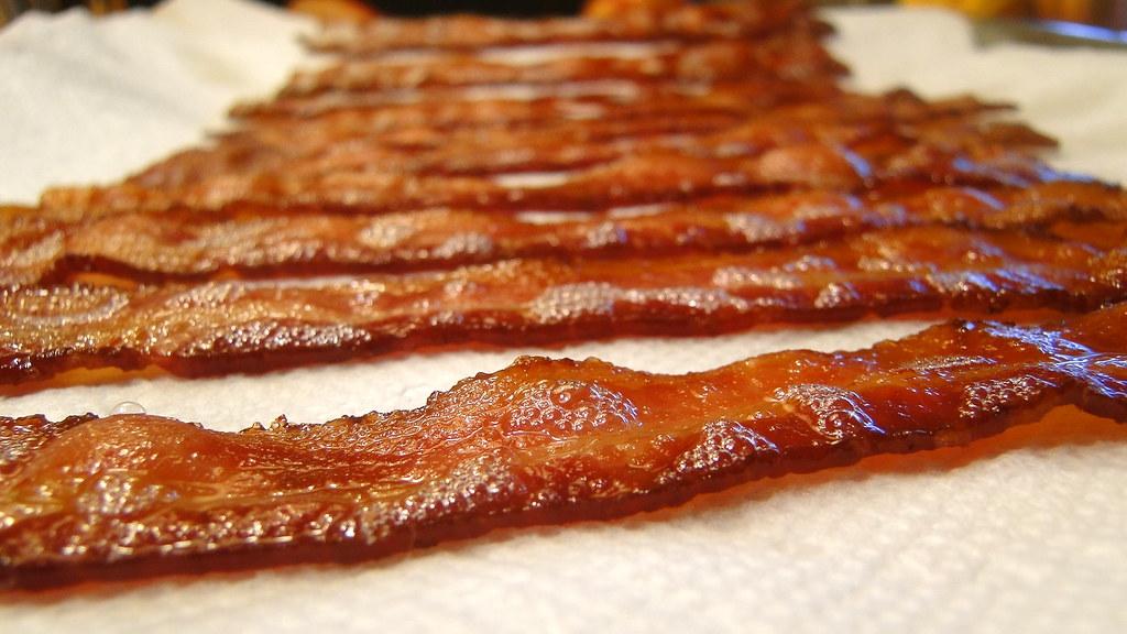 Bacon Apple Brie Sandwich