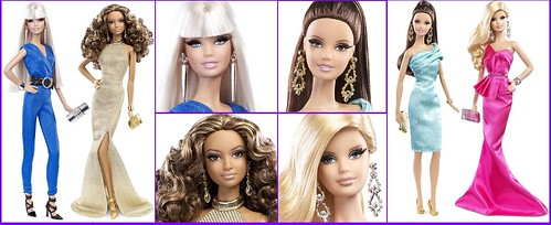 2014 Barbie Look Collection
