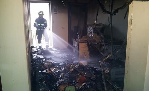 Gela, incendio doloso in assessorato ai lavori pubblici$