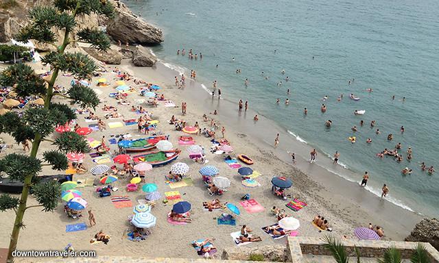Nerja beach spain 8