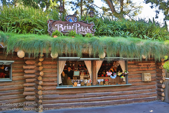 Disneyland Dec 2012 - Wandering through Critter Country