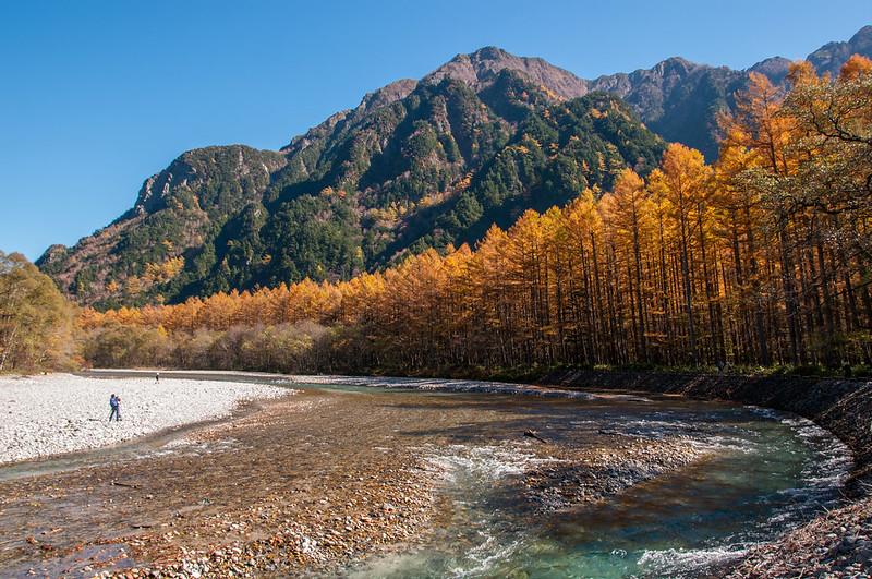 日本,上高地國家公園