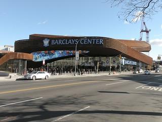 Barclays Center, Brooklyn, NY