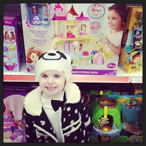 T at Toys R Us