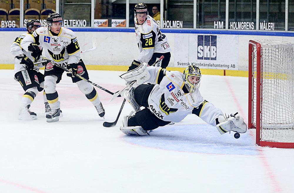 Ishockey, Hockeyallsvenskan, IK Oskarshamn - VIK Västerås HK