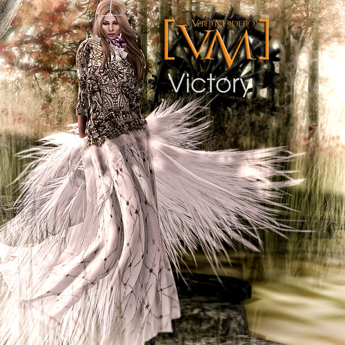 [VM] VERO MODERO  Victory Gown