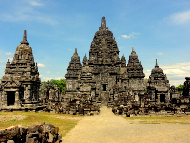 the temples of prambanan