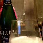 ベルギービール大好き! ブーン・グーズ・マリアージュ・パルフェ Boon Geuze Mariage Parfait @麦潤