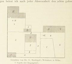 """British Library digitised image from page 676 of """"Sahărâ und Sûdân. Ergebnisse sechsjähriger Reisen in Afrika. (Thl. 3 herausgegeben von E. Groddeck.)"""""""