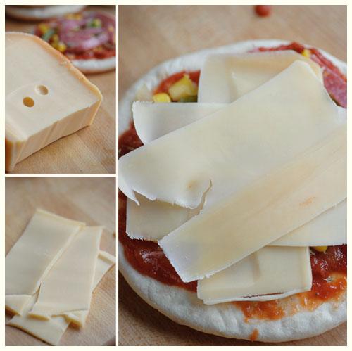 Pizza Pitas
