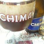 ベルギービール大好き!!シメイ・ブルー Chimay Bleue