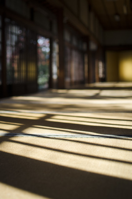 Tatami of Keninji Temple