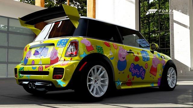 Wayne Tomlinson Replica/Original Paints Skittles Mini Finished